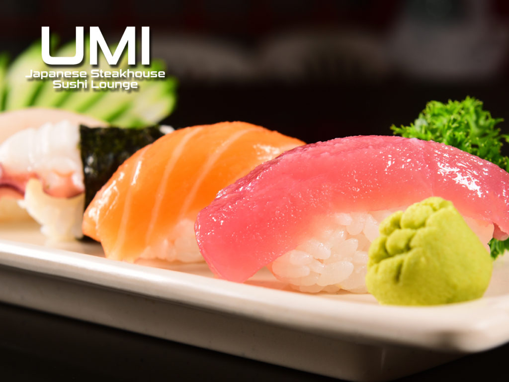Fresh Sushi - UMI Japanese Steakhouse