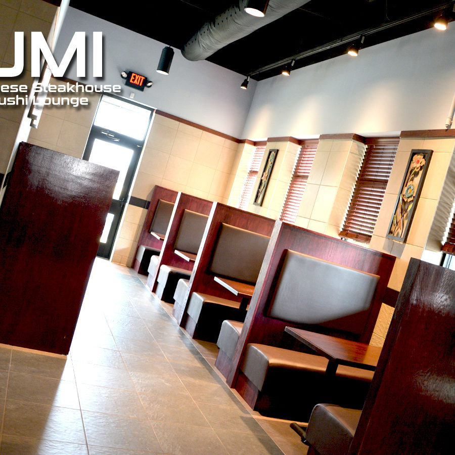 Booth Seating at UMI